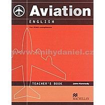 John Kennedy Aviation English Teacher's Book