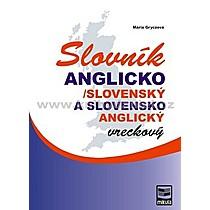 Mária Gryczová Anglicko/slovenský a slovensko/anglický vreckový slovník