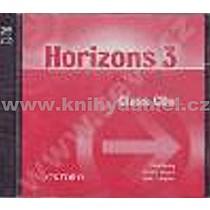 Horizons 3 Class Audio CDs