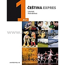 Pavla Bořilová Lída Holá Čeština expres 1 A1/1 + CD