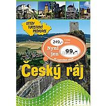Český ráj Ottův turistický průvodce