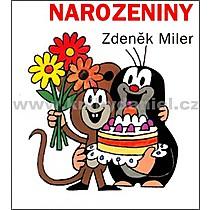 Zdeněk Miler Zdeněk Miler Narozeniny