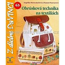 Angelika Pammi Massenkeil Panesar Obrúsková technika na textíliách