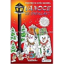 Vánoce se sněhuláky