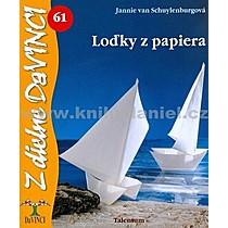Loďky z papiera - Jannie van Schuylenburgová