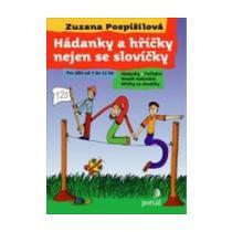 Hádanky a hříčky nejen se slovíčky - Zuzana Pospíšilová
