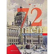 72 jmen české historie - Maxmilián Petřík