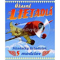 Úžasné lietadlá - Gaby Goldsack