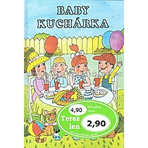 Baby kuchárka -- Anna Pfeiffer Ulla Bartl