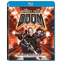 Doom Blu ray