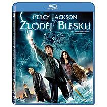 Percy Jackson Zloděj blesku Blu ray
