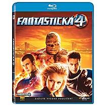 Fantastická čtyřka Blu ray