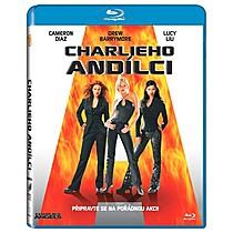 Charlieho andílci Blu ray