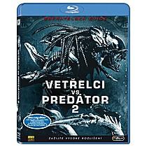 Vetřelci versus Predátor 2 Blu ray