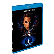 Timecop Blu ray