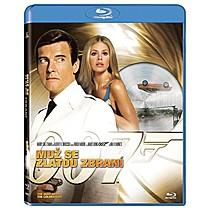 Muž se zlatou zbraní Blu ray