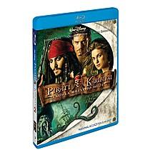 Piráti z Karibiku 2 Truhla mrtvého muže Blu ray