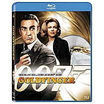 Goldfinger Blu ray