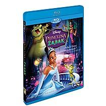 Princezna a žabák Blu ray
