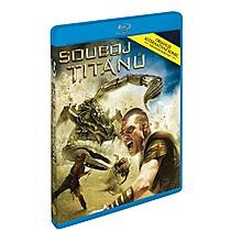 Souboj Titánů 2010 Blu ray