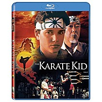 Karate Kid Blu ray