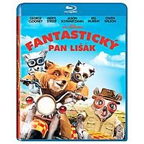 Fantastický pan Lišák Blu ray