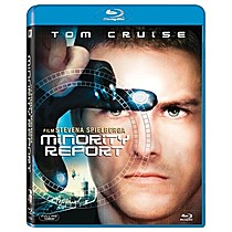Minority Report Blu ray
