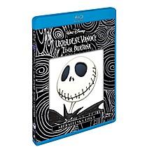 Ukradené Vánoce Tima Burtona Blu ray