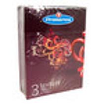 VULKAN INTIM BRANDS Prezervativ Primeros texture