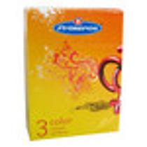 VULKAN INTIM BRANDS Prezervativ Primeros Color