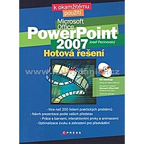 Josef Pecinovský Microsoft PowerPoint 2007