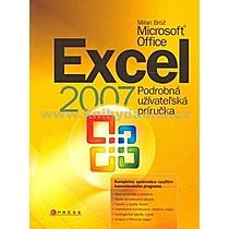 Milan Brož Microsoft Office Excel 2007