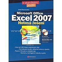 Josef Pecinovský Microsoft Office Excel 2007