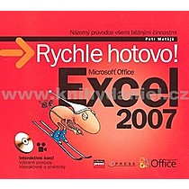Petr Matějů Microsoft Office Excel 2007