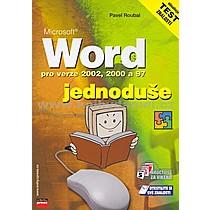 Pavel Roubal Microsoft Word pro verze 2002 2000 a 97 jednoduše