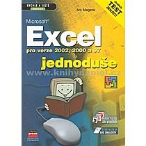 Ivo Magera Microsoft Excel pro verze 2002 2000 a 97 jednoduše