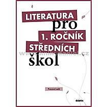 R Bláhová Literatura pro 1 ročník středních škol