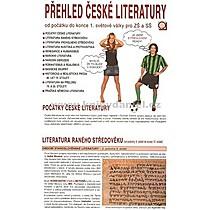Dagmar Bradáčová Přehled české literatury
