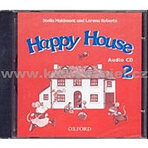 Stella Maidment: Happy House 2 class audio CD