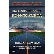 Sarah Newman Skutečná historie konce světa