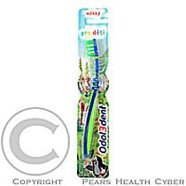 Odol 3 Dent pro děti - zubní kartáček měkký