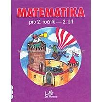 Hana Josef Mikulenková Molnár Matematika pro 2 ročník 2 díl