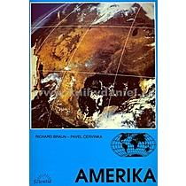 Richard Pavel Braun Červinka Amerika