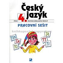 Konopková Český jazyk pro 4 ročník základní školy