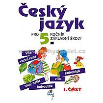 Konopková Český jazyk pro 5 ročník základní školy