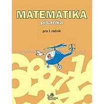 Matematika písanka pro 1 ročník