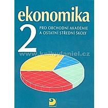 Petr Otto Klínský Münch Ekonomika 2 pro obchodní akademie a ostatní střední školy