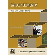 Jana Lenka Kočí Šamšová Základy ekonomiky pro střední a vyšší hotelové školy