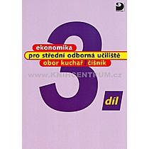 Josef Mach Ekonomika pro střední odborná učiliště 3 díl