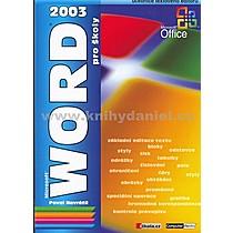 Pavel Navrátil Word 2003 pro školy